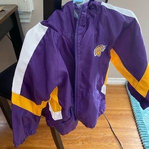 NBA LA Lakers jacket